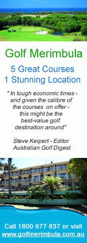 Golf Merimbula